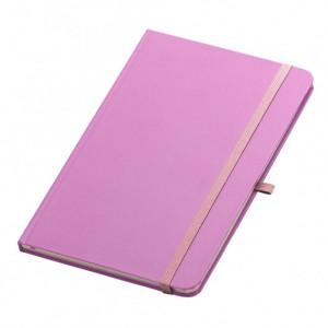 Bloco de Anotações Caderneta Moleskine Grande Rosa
