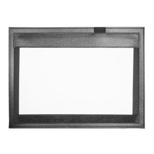 Risque e Rabisque Luxo Pequeno em Couro Sintético (A4) 36x27cm