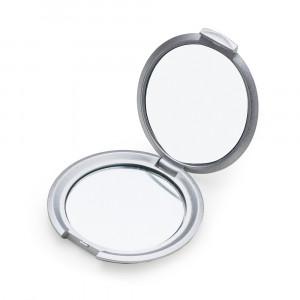 Espelho Plástico Duplo Redondo