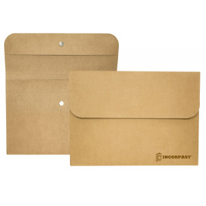 Pasta Envelope Ecológica Personalizada