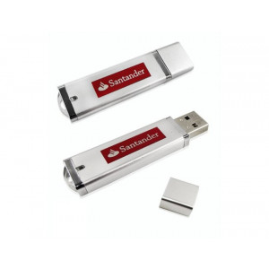 Pen Drive de 4GB Super Talent com Tampa